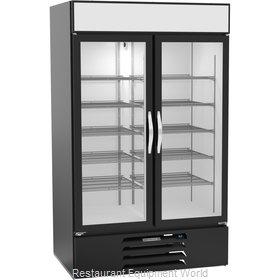 Beverage Air MMR44HC-1-B Refrigerator, Merchandiser