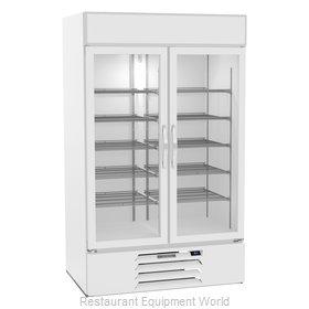 Beverage Air MMR44HC-1-W-WINE Refrigerator, Wine, Reach-In