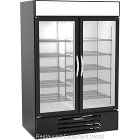 Beverage Air MMR49HC-1-B Refrigerator, Merchandiser