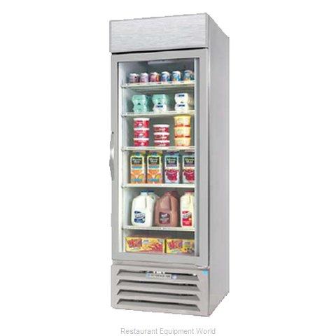 Beverage Air MMR49HC-1-SS-WINE Refrigerator, Wine, Reach-In
