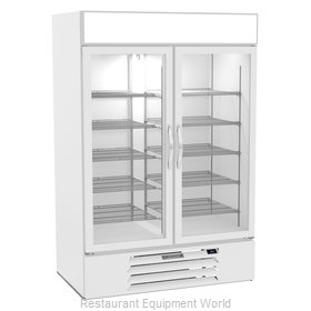 Beverage Air MMR49HC-1-W-WINE Refrigerator, Wine, Reach-In