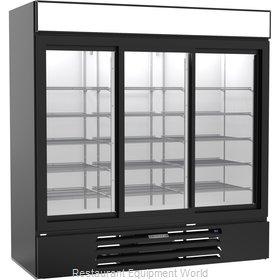 Beverage Air MMR66HC-1-B Refrigerator, Merchandiser