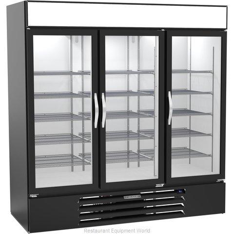 Beverage Air MMR72HC-1-B-WINE Refrigerator, Wine, Reach-In