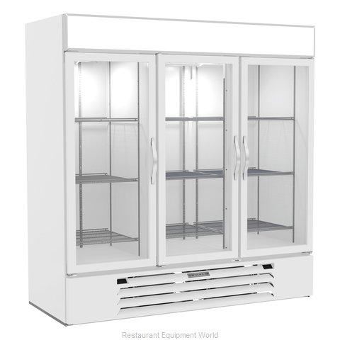 Beverage Air MMRR72HC-1-B-WW-WINE Refrigerator, Wine, Reach-In