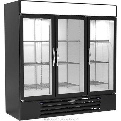 Beverage Air MMRR72HC-1-C-BW-WINE Refrigerator, Wine, Reach-In