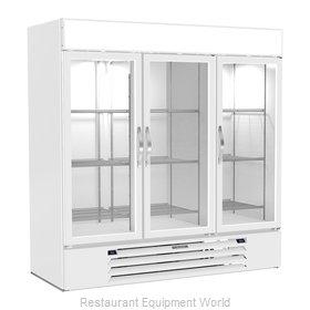 Beverage Air MMRR72HC-1-C-WW-WINE Refrigerator, Wine, Reach-In