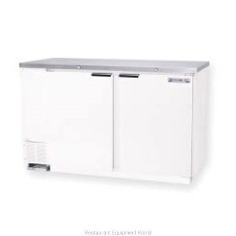 Beverage Air MS58-1-W Milk Cooler Bulk Storage