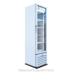 Beverage Air MT08-1H6W Refrigerator, Merchandiser