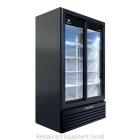Beverage Air MT49-1-SDB Refrigerator, Merchandiser