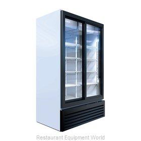 Beverage Air MT49-1-SDW Refrigerator, Merchandiser