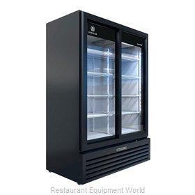 Beverage Air MT53-1-SDB Refrigerator, Merchandiser