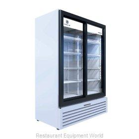 Beverage Air MT53-1-SDW Refrigerator, Merchandiser