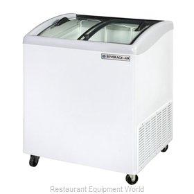 Beverage Air NC28HC-1-W Spot Merchandiser, Mobile