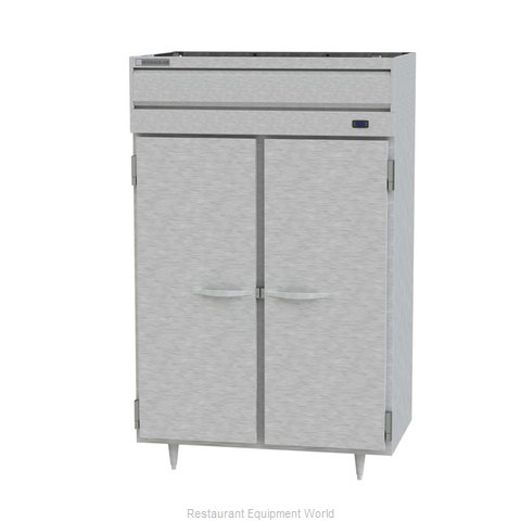Beverage Air PH2-1S-PT Heated Cabinet, Pass-Thru