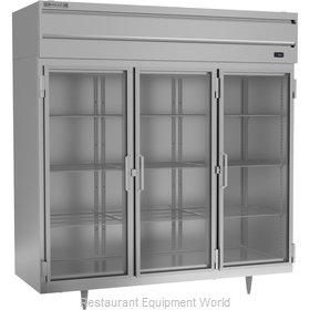 Beverage Air PR3HC-1BG Refrigerator, Reach-In