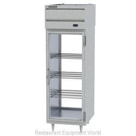 Beverage Air PRD1HC-1BG Refrigerator, Pass-Thru
