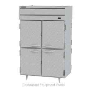Beverage Air PRD2-1AHS Refrigerator, Pass-Thru