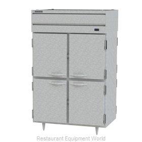 Beverage Air PRD2HC-1AHS Refrigerator, Pass-Thru