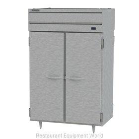 Beverage Air PRD2HC-1AS Refrigerator, Pass-Thru