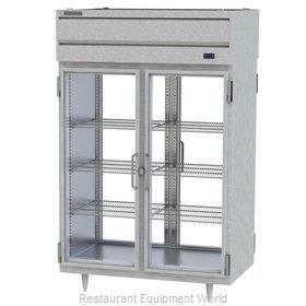 Beverage Air PRD2HC-1BG Refrigerator, Pass-Thru