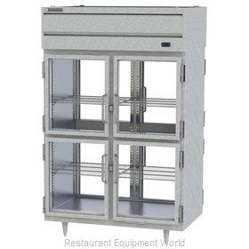 Beverage Air PRD2HC-1BHG Refrigerator, Pass-Thru