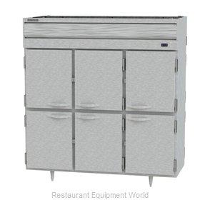 Beverage Air PRD3HC-1AHS Refrigerator, Pass-Thru
