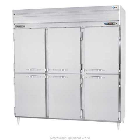 Beverage Air PRF48-241AHS02 Refrigerator Freezer Reach-in