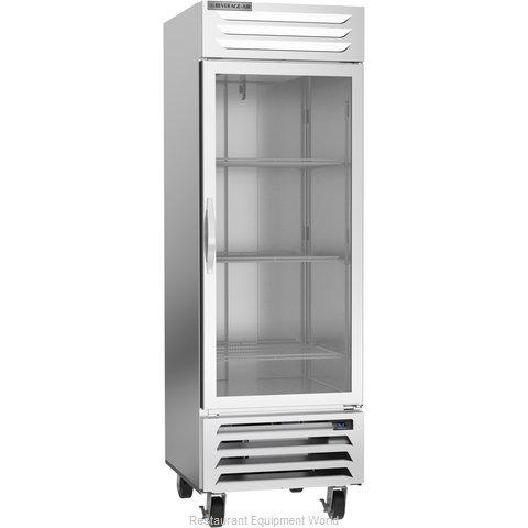Beverage Air RB23HC-1G Refrigerator, Reach-In