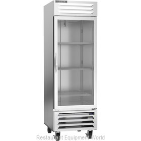 Beverage Air RB23HC-1G Refrigerator, Reach-In