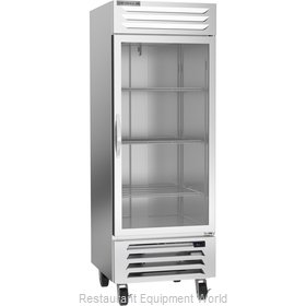 Beverage Air RB27HC-1G Refrigerator, Reach-In
