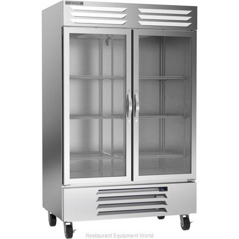 Beverage Air RB49HC-1G Refrigerator, Reach-In