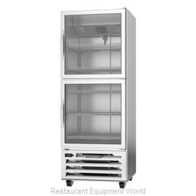 Beverage Air RI18HC-HG Refrigerator, Reach-In