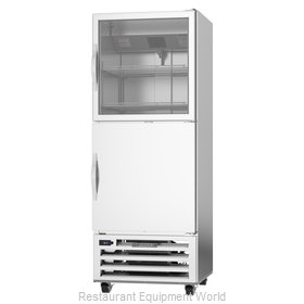 Beverage Air RI18HC-HGS Refrigerator, Reach-In