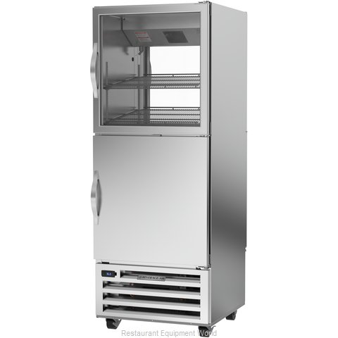Beverage Air RID18HC-HGS Refrigerator, Pass-Thru