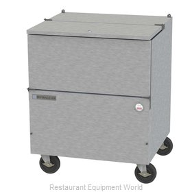 Beverage Air SM34N-S Milk Cooler