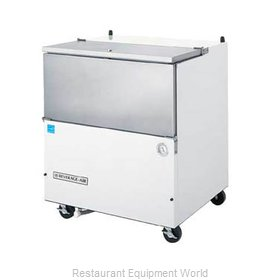 Beverage Air SM34N-W-02 Milk Cooler