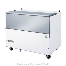 Beverage Air SM49N-W Milk Cooler / Station