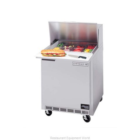 Beverage Air SPE27-12M-A Sandwich Unit