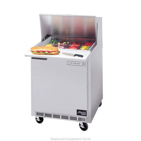 Beverage Air SPE27B Refrigerated Counter, Sandwich / Salad Top