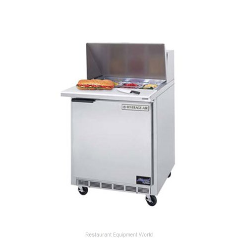 Beverage Air SPE27C-A Refrigerated Counter, Sandwich / Salad Top