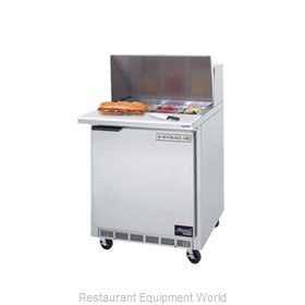 Beverage Air SPE27C-B Refrigerated Counter, Sandwich / Salad Top