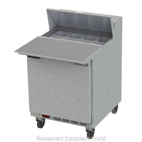 Beverage Air SPE27HC-C-B Refrigerated Counter, Sandwich / Salad Top