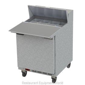Beverage Air SPE27HC-C-B Refrigerated Counter, Sandwich / Salad Top