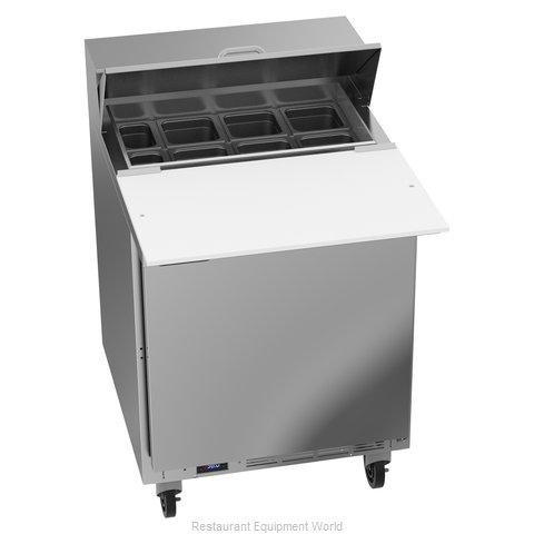 Beverage Air SPE27HC-C Refrigerated Counter, Sandwich / Salad Top
