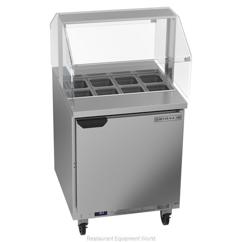 Beverage Air SPE27HC-SNZ Refrigerated Counter, Sandwich / Salad Top