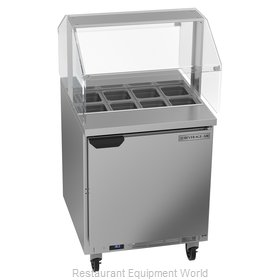 Beverage Air SPE27HC-SNZ Refrigerated Counter, Sandwich / Salad Top