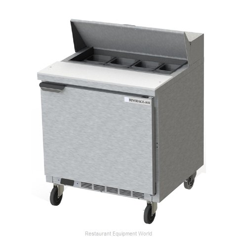 Beverage Air SPE32HC-08 Refrigerated Counter, Sandwich / Salad Unit
