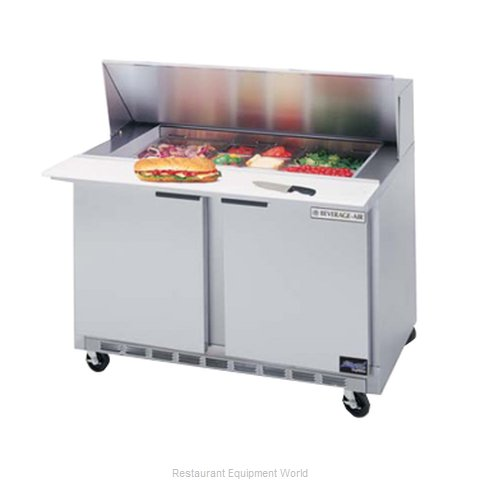 Beverage Air SPE36-08 Refrigerated Counter, Sandwich / Salad Top