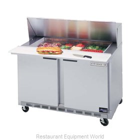 Beverage Air SPE36-08C Refrigerated Counter, Sandwich / Salad Top