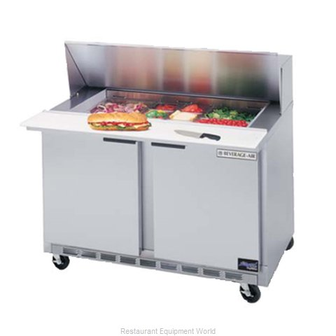Beverage Air SPE36-10C Refrigerated Counter, Sandwich / Salad Top